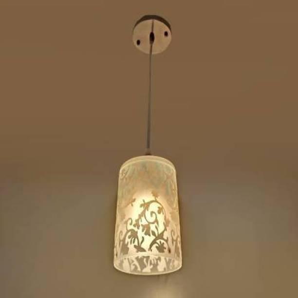 Pachauri phool glass Pendants Ceiling Lamp