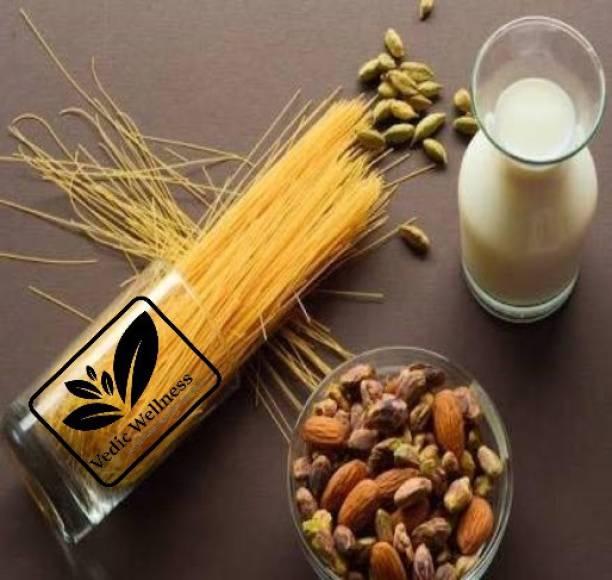 Vedik Wellness Roasted Seviyan / Natural Vermicelli Semiya / Sevaiya / Sevai / Semoi / Sewai / Sevian / Vermicelli / Roasted Sewai Vermicelli Instant Noodles Vegetarian