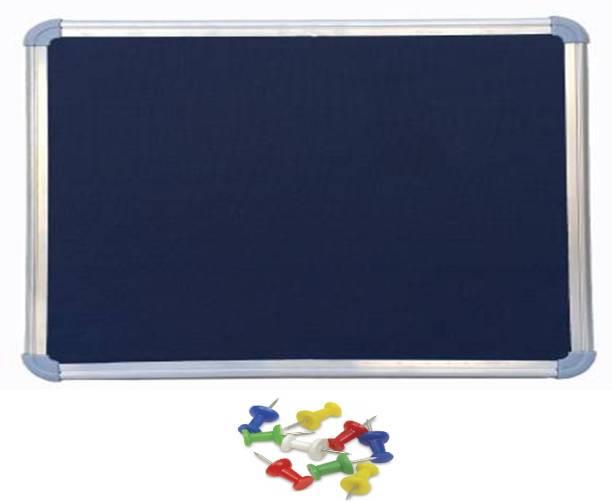 Eduway Notice Board Blue 2X3 Notice Board