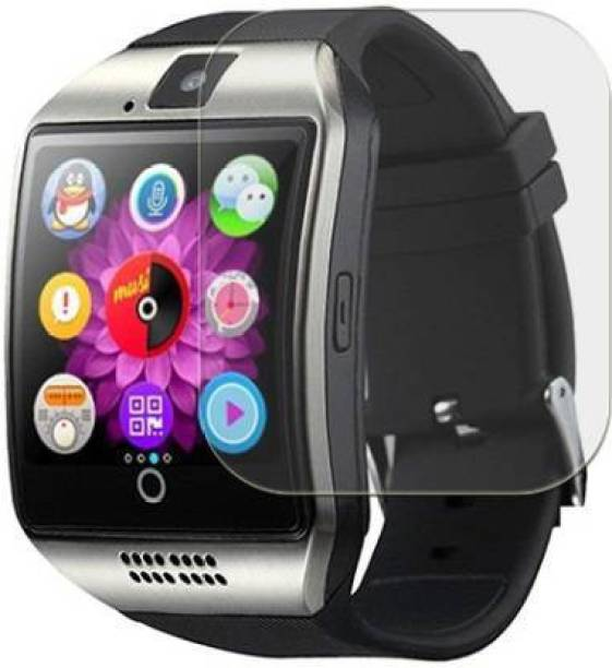 LIGHTWINGS Tempered Glass Guard for GIXON Q18 Android Bluetooth Smart Watch