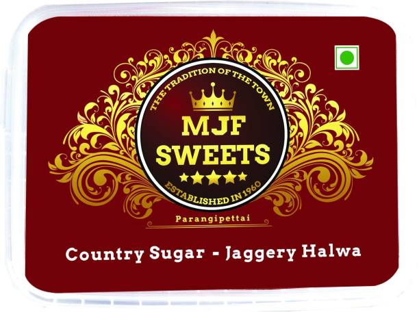MJF Sweets Country sugar jaggery halwa Box
