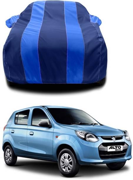 COVER MART Car Cover For Maruti Suzuki Alto 800 LXI (With Mirror Pockets)