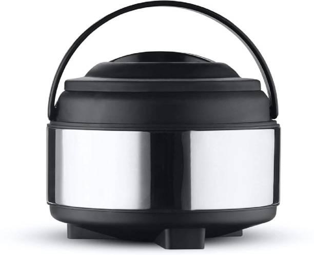 Depodeals Stainless steel Best Premium Quality Simple And Elegant Design Roti Box |Hot Pot Serve Casserole