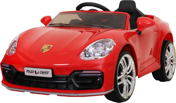 Miss & Chief Sporty 12 V Car Battery Operated Ride On