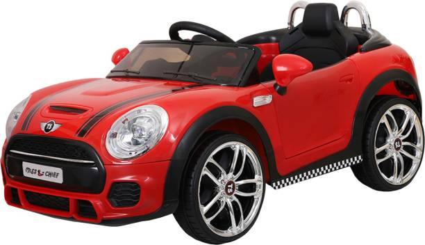 Miss & Chief Cooper 12 V Car Battery Operated Ride On