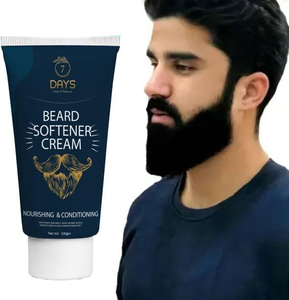 7 Days Beard Softener cream Beard Cream