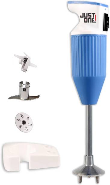JUST ONE Blue color body 350 W Hand Blender
