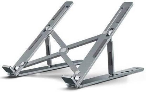 JMO27Deals Laptop Stand, Stand Ergonomic Aluminum, Detachable Laptop Riser Notebook Holder Stand Compatible Laptop Stand