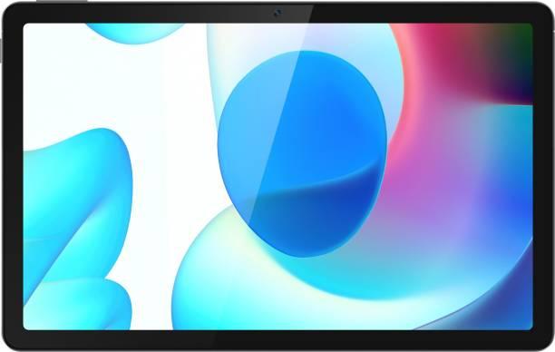 realme Pad 4 GB RAM 64 GB ROM 10.4 inch with Wi-Fi+4G Tablet (Grey)