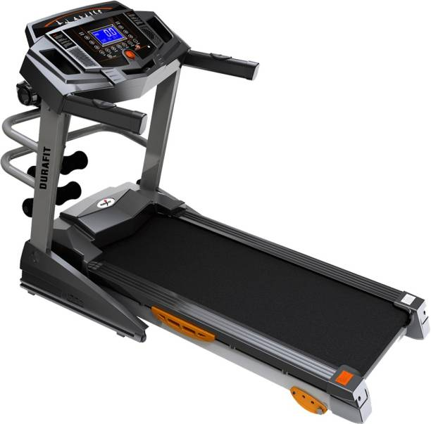 Durafit Strong Multifunction 2.0 HP (Peak 4.0 HP) Motorized Foldable (with Massager) Treadmill