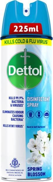 Dettol by Reckitt Benckiser Multi-Purpose Spring Blossom Disinfectant Spray For Hard & Soft Surfaces, Original Pine