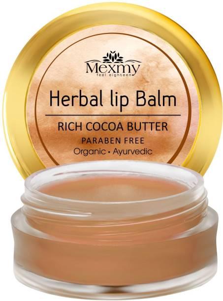Mexmy Rich Cocoa Butter Lip Balm Cocoa Butter