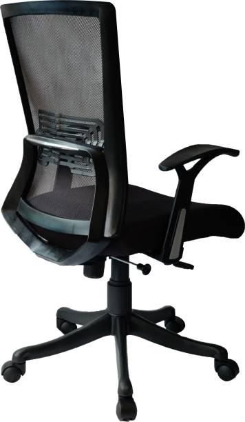 SAVYA HOME Benito chair Mesh Office Executive Chair
