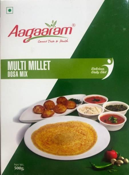 aagaaram multi millet dosa mix 500 g