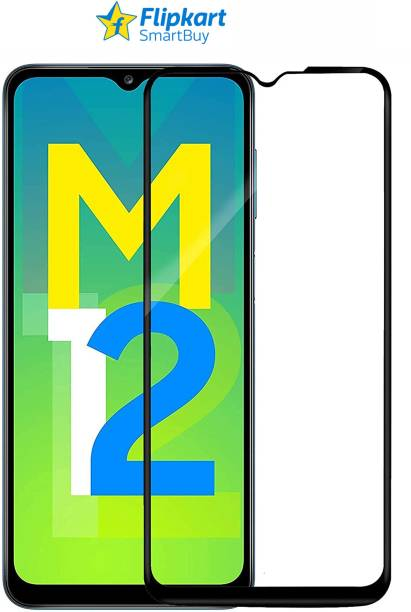 Flipkart SmartBuy Tempered Glass Guard for Samsung Galaxy M12