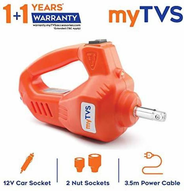 MYTVS Electronic Wrench for all cars Vehicle Jack Stand