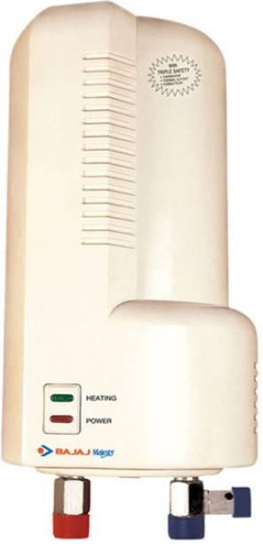 BAJAJ 1 L Instant Water Geyser (Majesty Instant - 150622, Ivory)