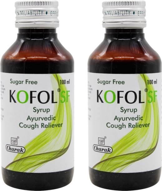 kofol Sugar Free Cough Syrup Pack 2