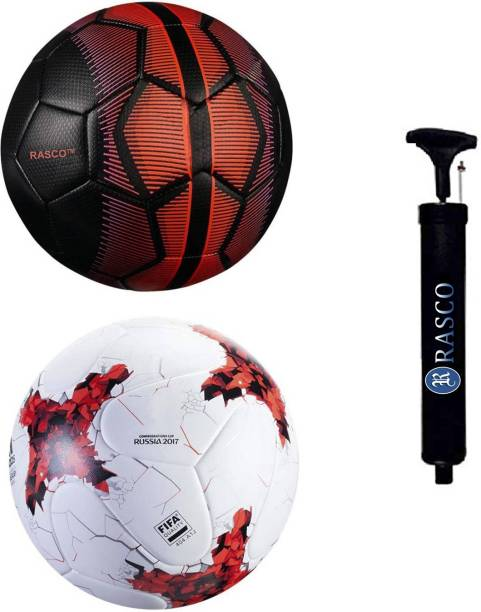 RASCO RUSSIA R AND MERCURY WITH PUMP Football - Size: 5