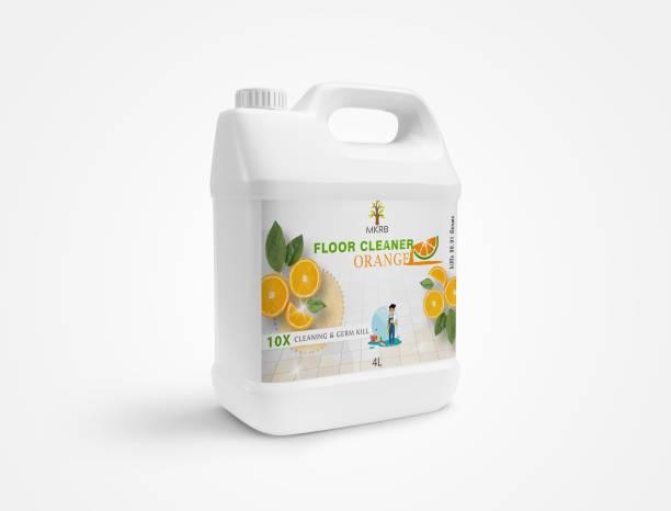 MKRB Floor Cleaner Orange 4L Orange