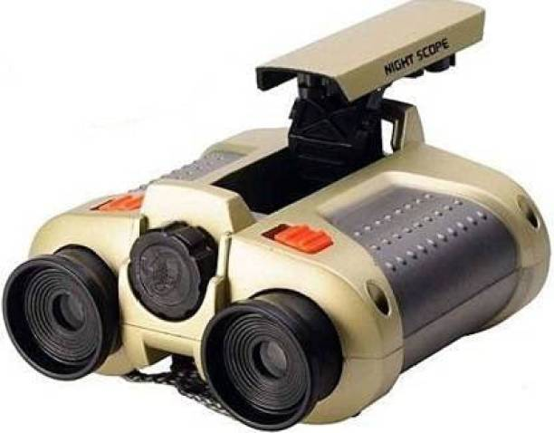 Stufftuff Night Vision Binocular Toy with Pop-Up Light Feature for Kids Binoculars Night Scope Binocular Binoculars Binoculars