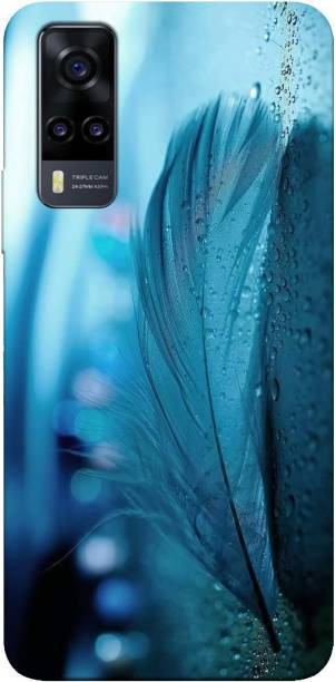 wellmore Back Cover for Vivo Y31 2021