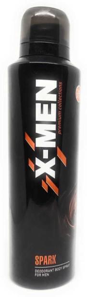 X-Men Spark Body Spray Body Spray  -  For Men