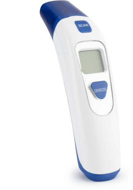 Ozocheck Non-Contact Infrared (IR) Thermometer for Fever detection   Medical & Home use   99 readings storage F000206 Thermometer
