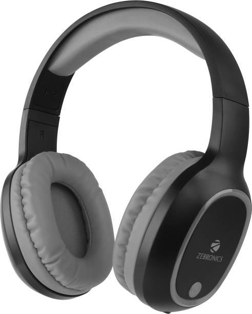 ZEBRONICS ZEB-Thunder(Black) Bluetooth Headset