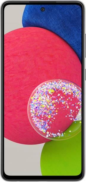 SAMSUNG Galaxy A52s 5G (Awesome Black, 128 GB)