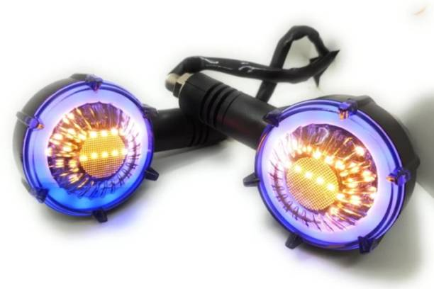 A.G CUSTOM Front, Rear LED Indicator Light for Universal For Bike Classic