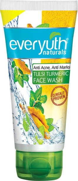 Everyuth Naturals Tulsi Turmeric Face Wash