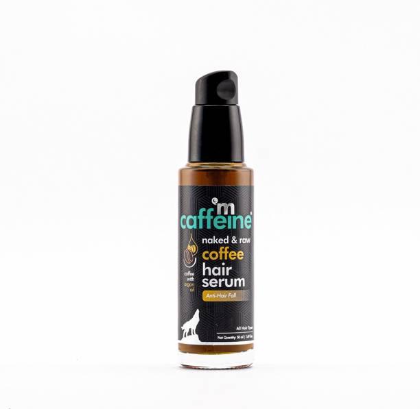MCaffeine Naked & Raw Coffee Hair Serum