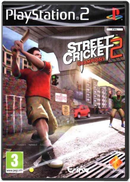 Street Cricket Champions 2 (PS2) (Standard)