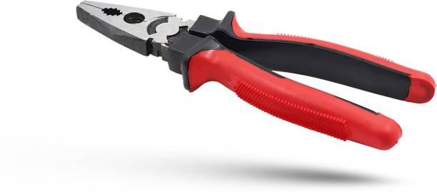 "Hillgrove Best Quality 8""inch Heavy Duty Grip Lineman Plier"