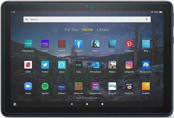 VPrime Edge To Edge Screen Guard for PFF1:-Amazon Fire HD 8 Plus 2020