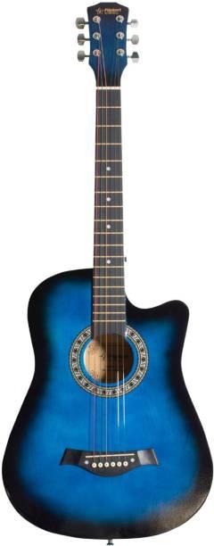 Flipkart SmartBuy 38Inch Acoustic Guitar Linden Wood Linden Wood