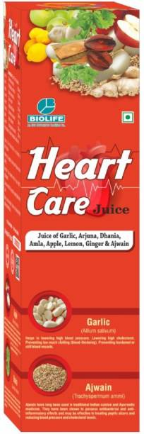 Bio Life HEART CARE JUICE pack of 1