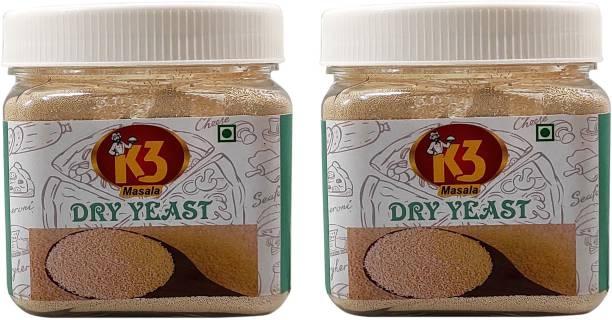 K3 Masala Dry Yeast 150gm(Pack of 2) Yeast Powder