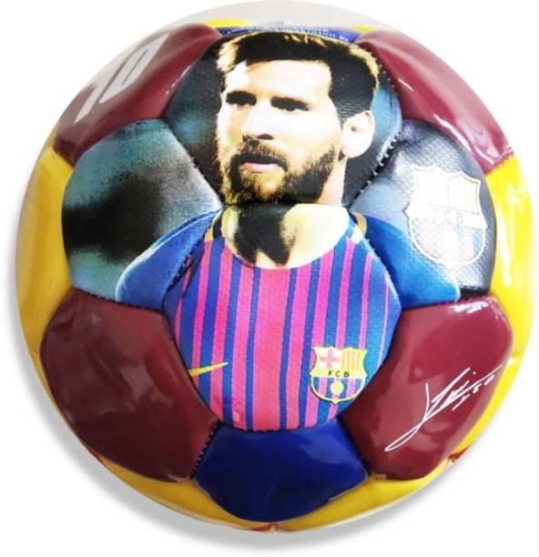 Radha Kripa MESSI FOOTBALL MULTI Football - Size: 5