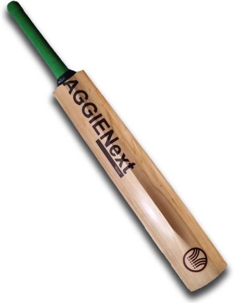 "AGGIENext ""Slyde"" Mamba style Bat Kashmir Willow Cricket  Bat"