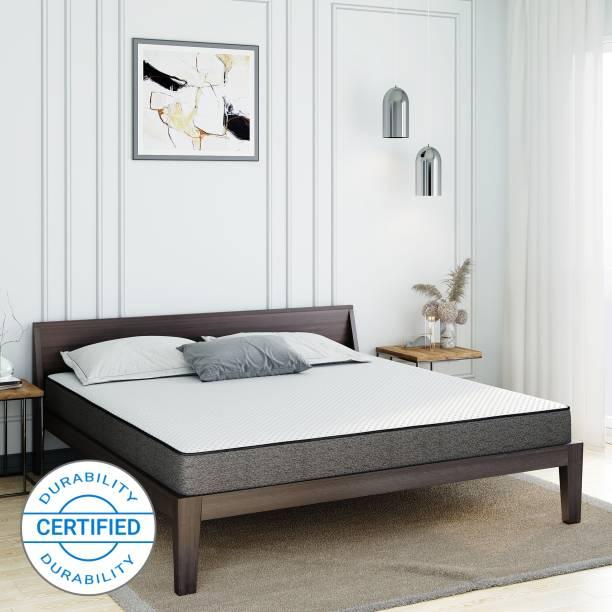 Flipkart Perfect Homes Dreamline Dual Comfort 8 inch Queen Memory Foam Mattress