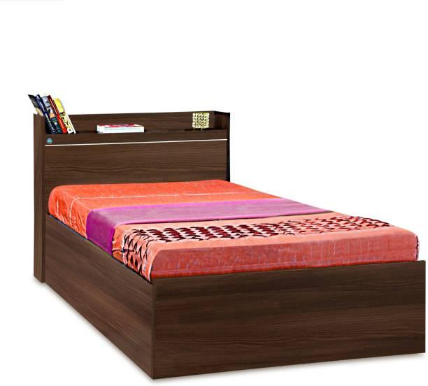 Delite Kom Engineered Wood Single Box Bed