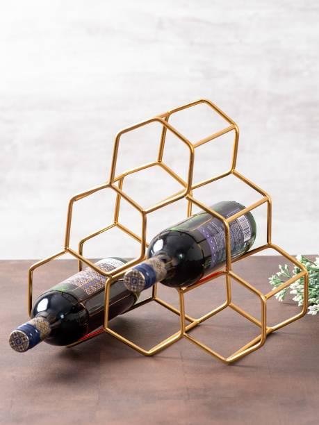 nestroots Stainless Steel Wine Rack