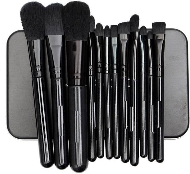 SKINPLUS Brush Box ! Makeup Brush Collection