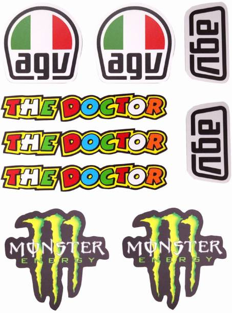 S.R Grafix Sticker & Decal for Car & Bike