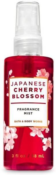 BATH & BODY WORKS Japanese Cherry Blossom Fragrance Body Mist  -  For Women