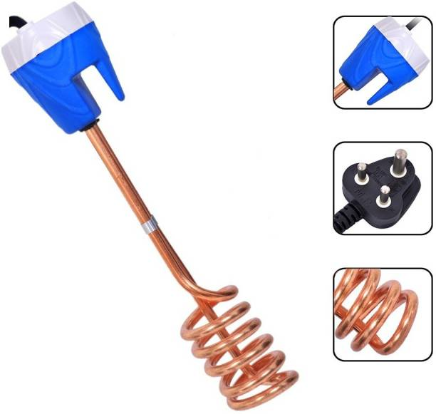 Havel Star ISI Mark Shock-Proof & Water-Proof HSR 002 Copper 2000 W Immersion Heater Rod