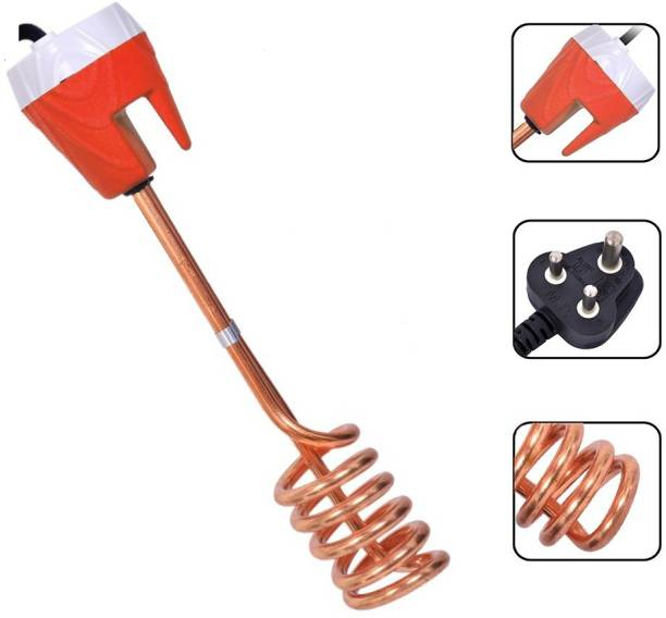 Havel Star ISI Mark Shock-Proof & Water-Proof HSR 004 Copper 2000 W Immersion Heater Rod