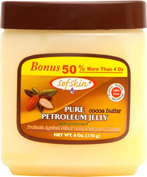 Sofskin Pure Petroleum Jelly Cocoa Butter